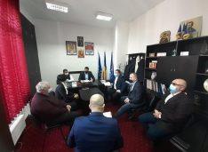 FOTO Gheorghiu i-a chemat pe Federovici, Birta, Dăscălescu și Trufin și le-a cerut bani pentru parcul industrial de la Bucecea