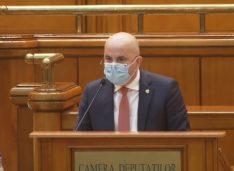 VIDEO Senatorul Trufin a cerut bani pentru DN 24 C Manoleasa-Rădăuți Prut