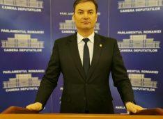 Dan Șlincu: Guvernul PNL-USRPLUS-UDMR se face că nu vede nevoile de investiții în județ!