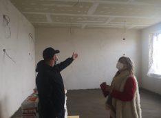 FOTO Lucrări avansate la modernizarea Școlii nr. 2 din Lunca, Vârfu Câmpului