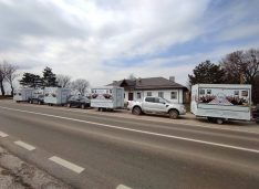 4 rulote cu produse tradiționale vândute direct de fermieri vor fi în centrul municipiului Botoșani, de la sfârșitul acestei săptămâni