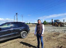 VIDEO Un om de afaceri și-a luat cadou de ziua lui un teren și va construi o fabrică de cel puțin 300.000 euro