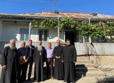 Au început demersurile pentru proiectul Casa memorială a părintelui Ilie Cleopa