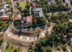 VIDEO-FOTO Grădină ca la Palas Mall în municipiul Dorohoi. Super-zonă de recreere în al doilea municipiu al județului