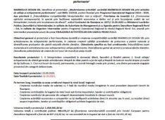 """""""Modernizarea activității societății MARMOLUX DESIGN SRL prin achiziția de utilaje și echipamente performante"""""""