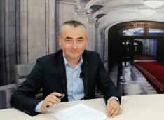 Jurnalistul Sorin Andronache este noul purtător de cuvânt al Instituției prefectului județului Botoșani