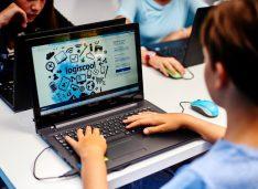 Școala de programare Logiscool România, care alfabetizează digital elevii, își deschide centru în Botoșani