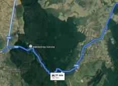 S-a finalizat și licitația pentru drumul mănăstirilor, Vorona-Oneaga-Pădureni
