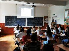 """Educație ecologică la Colegiul Economic """"Octav Onicescu"""""""