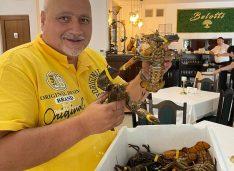 """Un super somelier promovează Botoșani altfel: """"Patria homarilor, a șampaniei și a caviarului"""""""