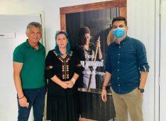 """Femeie de afaceri din Botoșani, în misiunea economică a CONAF în Cipru. """"Le-am povestit despre producția de lactate din zona Botoșaniului"""""""