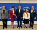 Cu Guvernul blocat de alegerile din PNL, Federovici, Trufin și Nistor au plecat direct la Comisia Europeană pentru ITI Țara de Sus