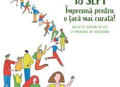 """1500 de voluntari la Botoșani în campania """"Let's Do It, Romania!"""""""