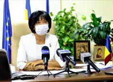 Doina Federovici solicită urgentarea construirii heliportului medical