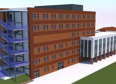 Încep lucrări de 21,1 milioane lei din fonduri europene pentru eficientizarea energetică a Spitalului Municipal Dorohoi