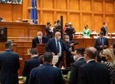 """Senatorul Dorinel Cosma, AUR Botoșani: """"Inevitabilul s-a întâmplat! Mergem cu pași siguri către alegeri anticipate"""""""