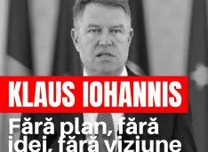 Andrei Drancă, USR Botoșani: Klaus Iohannis a binecuvântat astăzi, public, USL 2.0