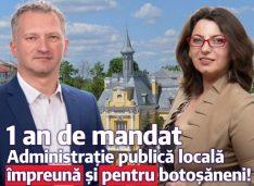 Raluca Curelariu & Marcel Gheorghiță, Consilierii locali USR, își prezintă raportul la un an de mandat