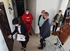 Specialiștii în sănătate au primit cheile de la locuințele ANL