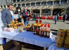 """FOTO Federovici, alături de Trufin: """"Un produs românesc, cumpărat, înseamnă un loc de muncă salvat!"""""""